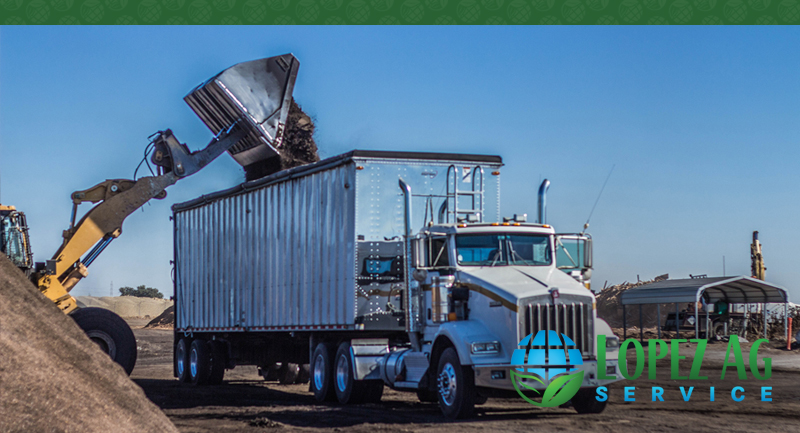 Bulk Soil Transport and Delivery Sacramento